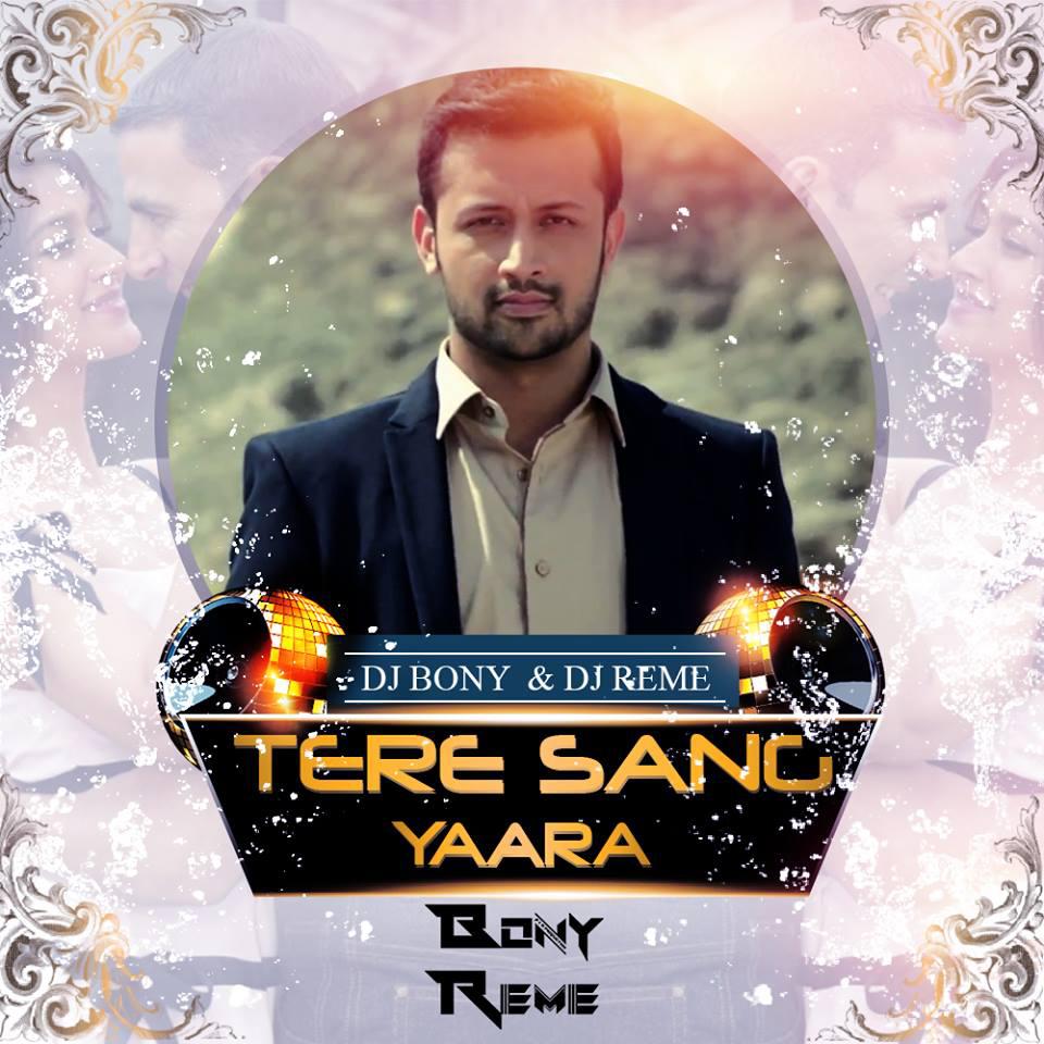 Tere Batere Yaraa Mp3song: Tere Sang Yaara (B & R Production)