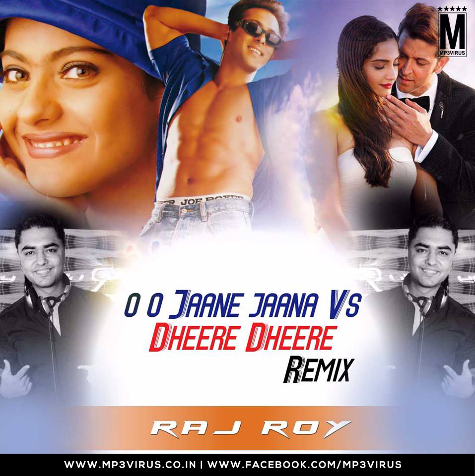 O O Jaane Jaana New Version Mp3 Song Download