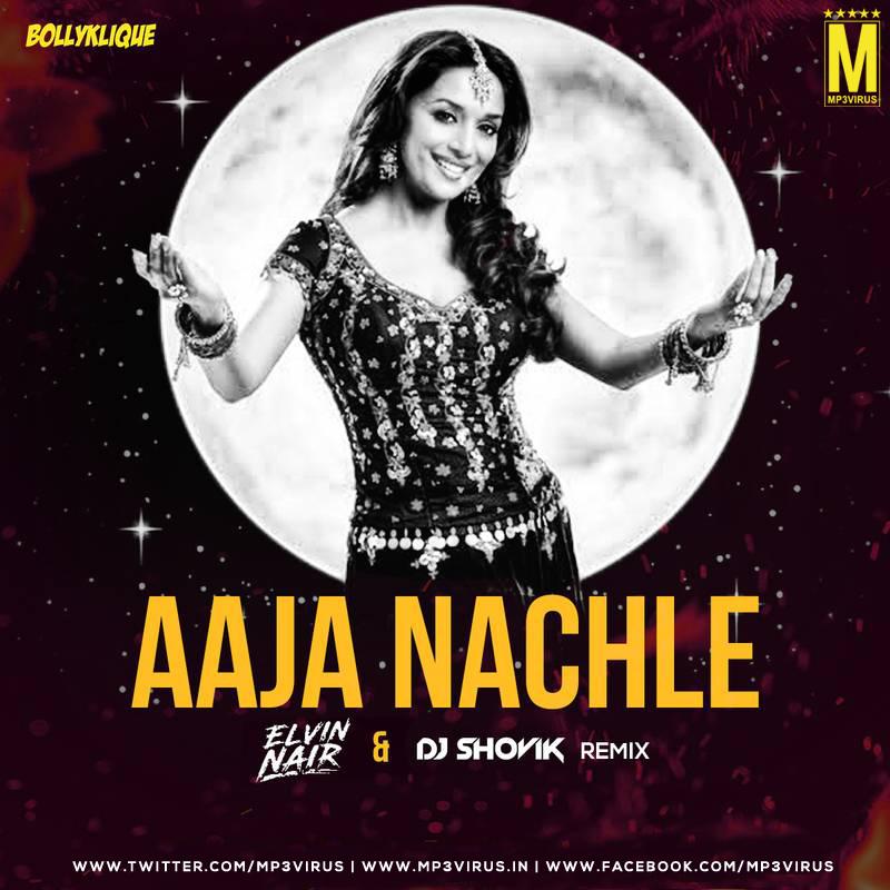 Aaja Nachle - Full Title Song   Madhuri Dixit   Sunidhi