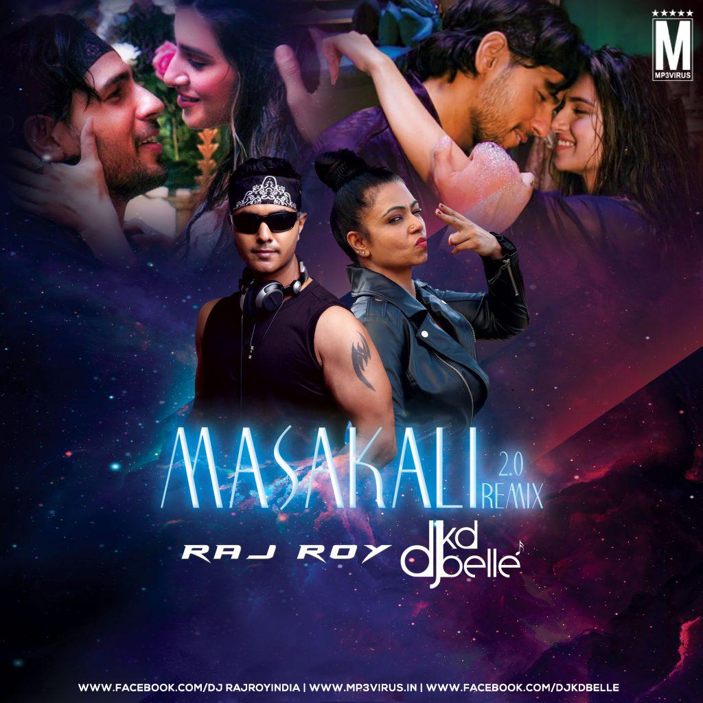AIDC - Masakali (Remix) - DJ MADWHO